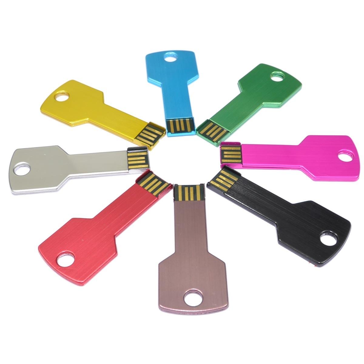 Metal Key Thumbdrive