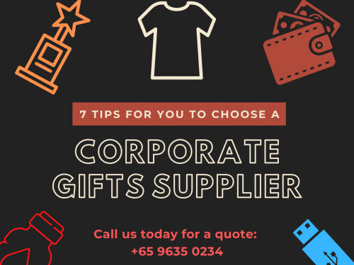 corporate gift supplier Singapore