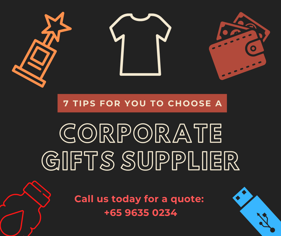 affordable corporate gifts supplier singapore