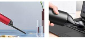 portable vacuum cleaner- corporate gift Singapore